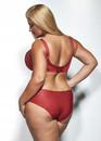 1219 Бюстгальтер больших размеров с мягкой чашкой Kris Line Latica Красный