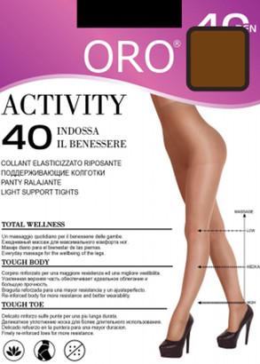 40 Женские колготы Activity Oro 40 den Бронзовый