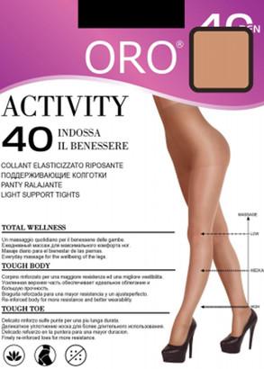 40 Жіночі колготи Activity Oro 40 den Бежевий