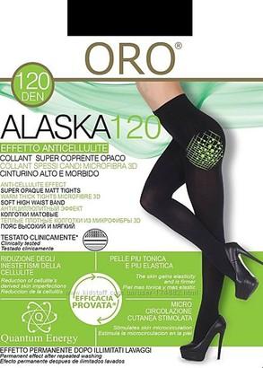 120 Женские колготы Alaska Oro 120 den