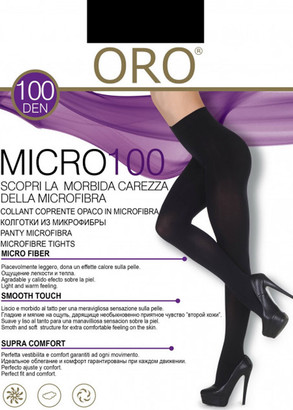 100 Женские колготы Micro Oro 100 den