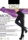 100 Женские колготы Micro Oro 100 den Черный