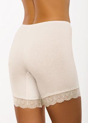 008 Женские хлопковые панталоны больших размеров (до 7XL ) Afina Шампань