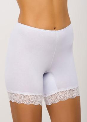 048 Женские уплотненные панталоны больших размеров (до 6XL) Afina Черный