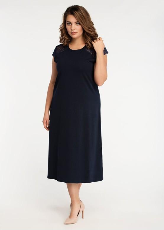 2042 Ночная сорочка из хлопка  Liatris TM Easy Light Синий