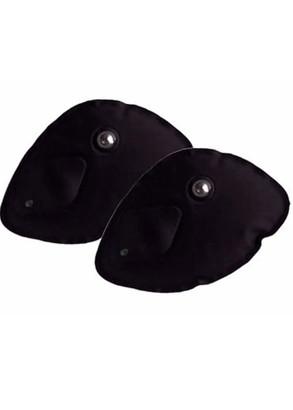 WS-08 Вкладыши с насосом для асимметричной груди Julimex Черный