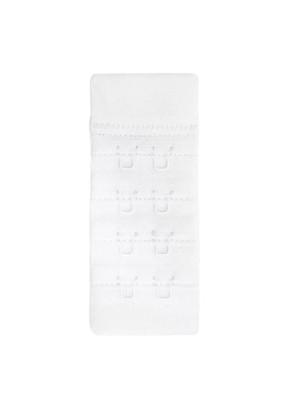 2184 Удлинитель для бюстгальтера Kleo на два крючка (33мм) Белый