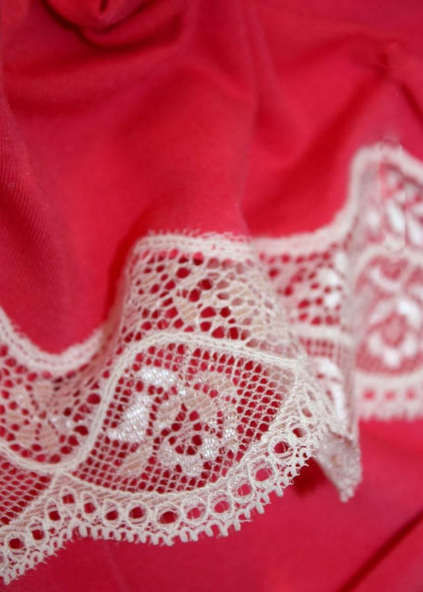 Ночная сорочка из вискозы Tamara ТМ Komilfo Коралл