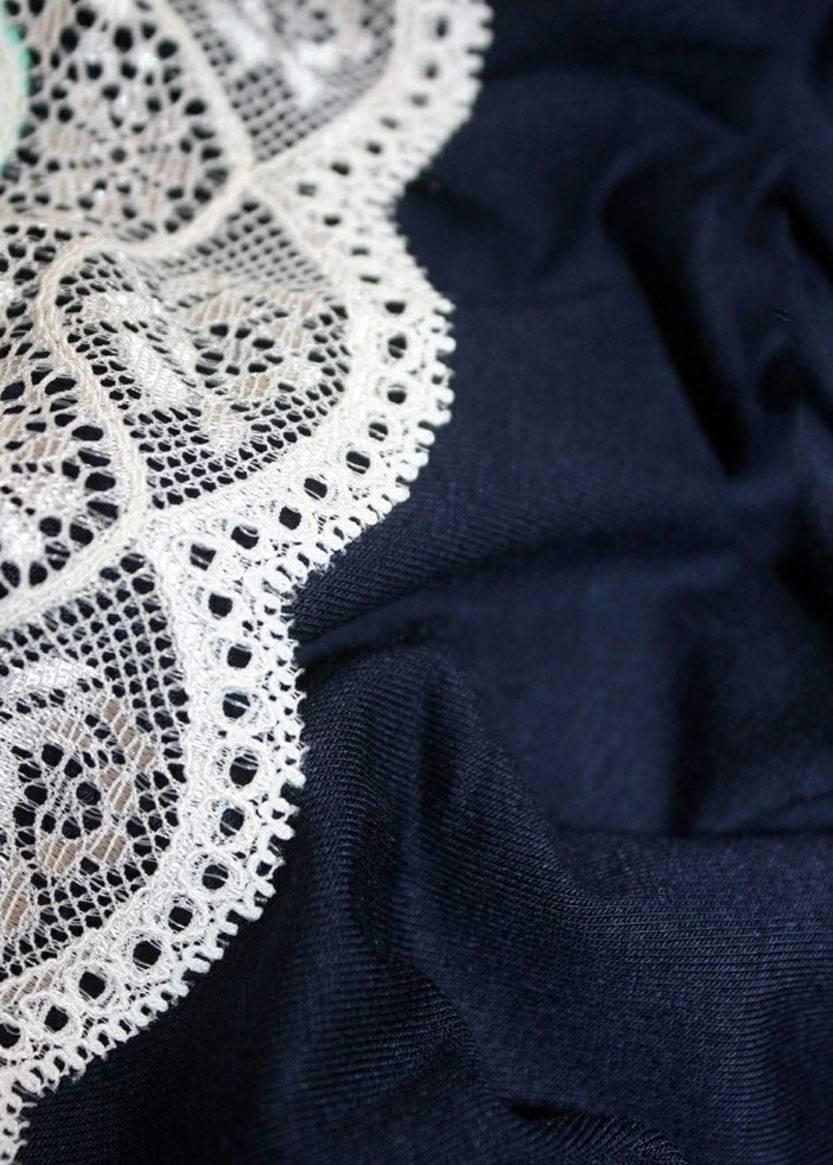 Ночная сорочка из вискозы Tamara ТМ Komilfo Синий