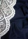 1244 Ночная сорочка из вискозы Tamara ТМ Komilfo Синий