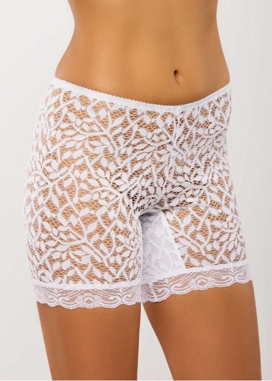 028 Женские кружевные панталоны больших размеров Afina