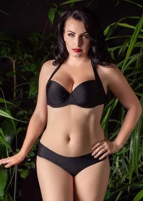 54-243 Купальник-бикини большого размера Nero Marsana Черный