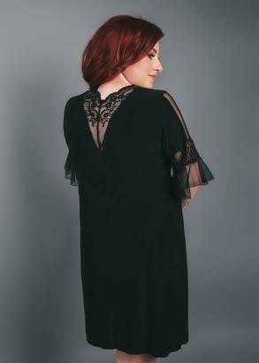 1541 Нічна сорочка Shato Чорний