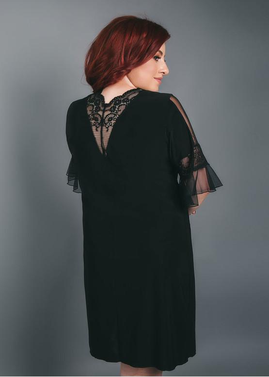 1541 Ночная сорочка Shato Черный