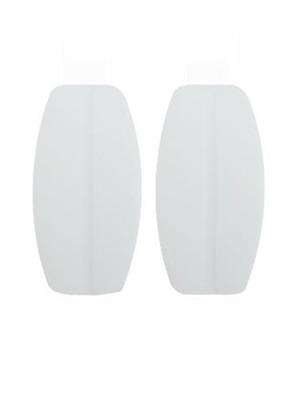 YB501 Силиконовые подкладки под бретели Shato Light Белый