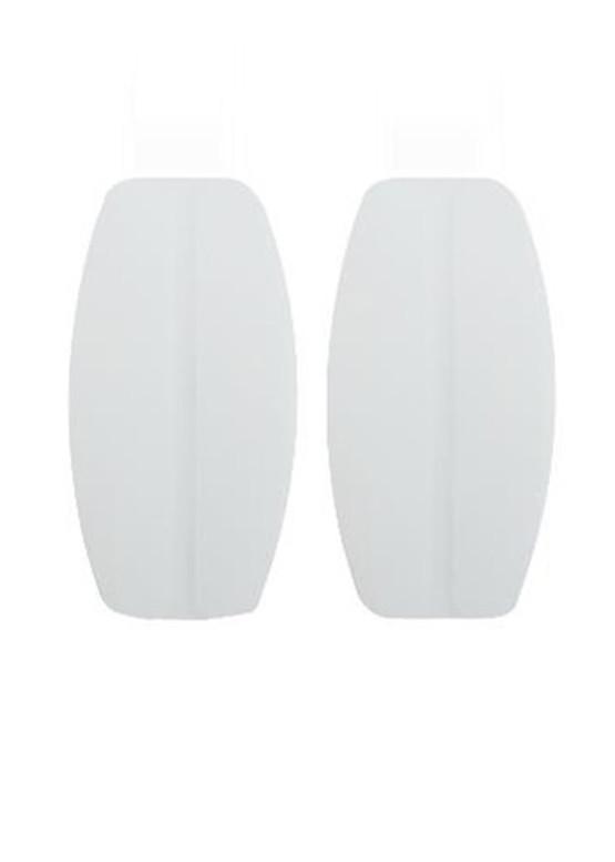 YB501 Силиконовые подкладки под бретели Shato Белый