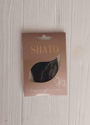 YB501 Силиконовые подкладки под бретели Shato Light Черный