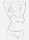 2900 Женские трусы-слип средней посадки Lana Черный горошек